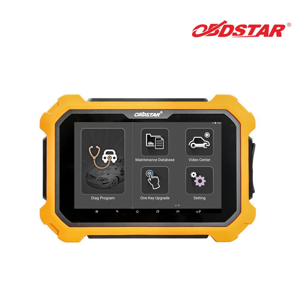 OBDSTAR X300 DP Plus C Configuration X300 PAD2 Full Version ECU Clone+ IMMO+Odometer+ Diagnosis+ Special Functions+ P001