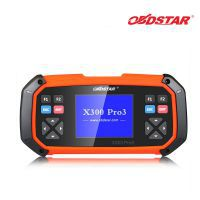 OBDSTAR X300 PRO3 Key Master with Immobiliser, Odometer Adjustment, EEPROM, PIC, OBDII, EPB+Oil, Service Reset, Battery Matching Ship From CA,US