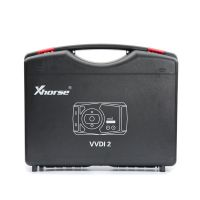 Original XHORSE VVDI2 Generations of Rubber Boxes