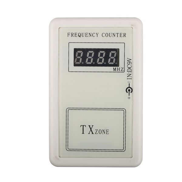 Remote Control Transmitter Mini Digital Frequency Counter (250MHZ-500MHZ) Buy item# SK149-C instead