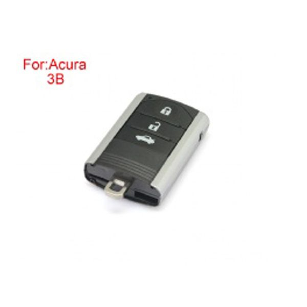 Remote Key Shell 3 Buttons for Acura