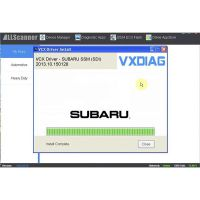 V2020.7 SUBARU SSM-III Software Update Package for VXDIAG Multi Diagnostic Tool