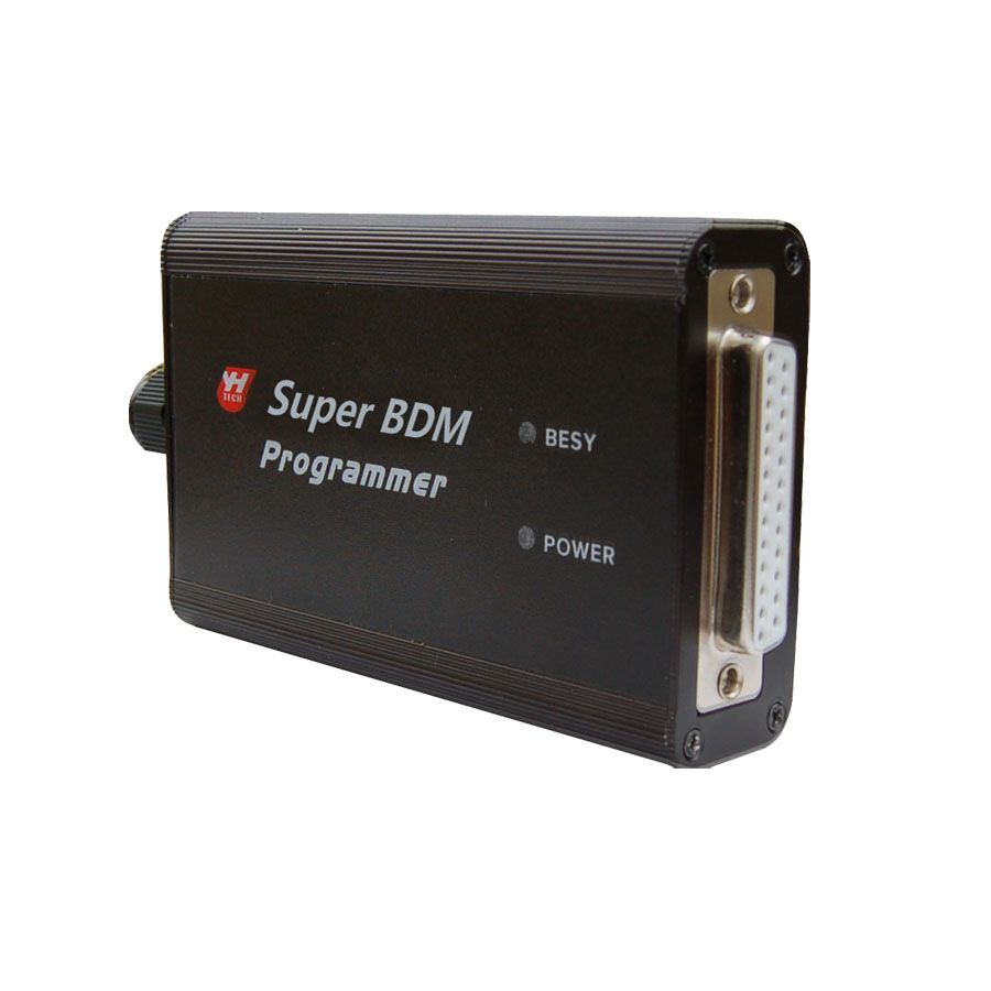 Super BDM Programmer Coverage for BMW F Chassis CAS4