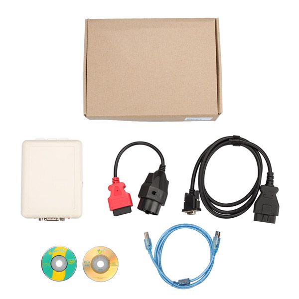 B-MW INPA + 140+2.01+2.10 4 in 1 Scanner Diagnostic Interface Hot Sale