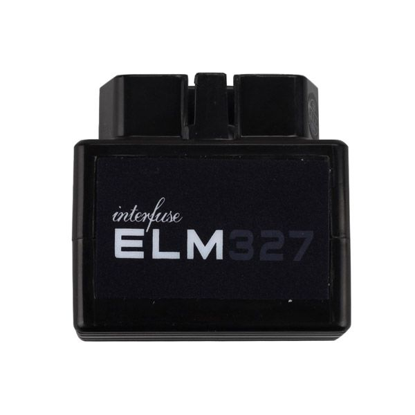 Super Mini ELM327 Bluetooth OBD2 Scanner for Multi-brands CAN-BUS Supports All OBD2 Protocol Software V2.1 Hardware V1.5