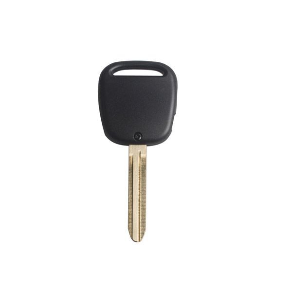 TOY43 Side Face Remote Key Shell 2 buttons For Toyota 10pcs/lot Easy to Cut Copper-nickel Alloy without Logo