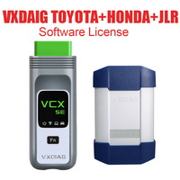 TOYOTA+HONDA+JLR Software Update Package for VXDIAG Multi Diagnostic Tool