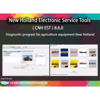 V2017.01 New Holland Electronic Service Tools (CNH EST 8.6 Update 2) Full (Engineering Level)