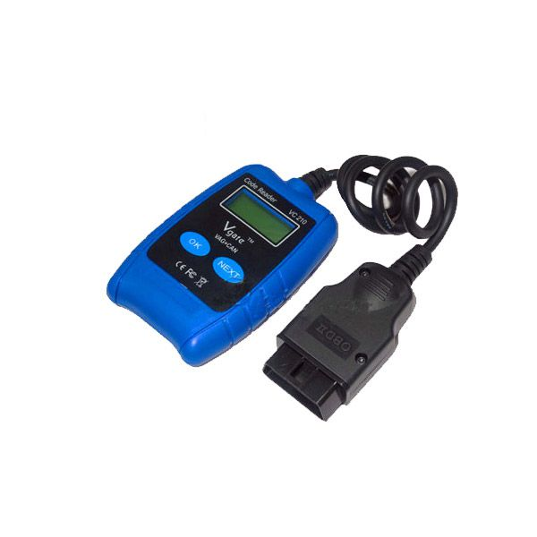 V-A-G Auto Scanner VC210 OBD2 OBDII EOBD CAN Code Reader Diagnostic Tool for VW/AUDI