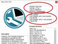 Premium Tech Tool 2.7.98 Development +Developer tool Pro+Support tool Centre for TT+DTC Error info for acpi+for version 3/4+ACPI PLUS