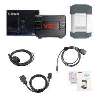 Newest AllScanner VXDIAG Multi Diagnostic Tool For BMW & BENZ 2 in 1 Scanner Without HDD