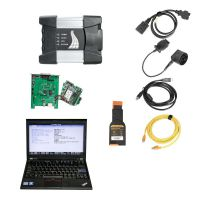 V2020.11 Wifi BMW ICOM NEXT A + B +C with Laptop Lenovo X220 I5 CPU 1.8GHz 4GB Memory
