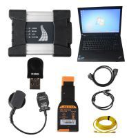 V2020.5 Best Quality WIFI BMW ICOM NEXT A + B + C NEW GENERATION Of ICOM A2 Installed on Lenovo T410 4GB Memory Ready to Use