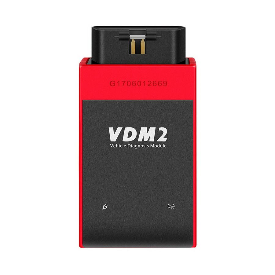 Newest UCANDAS VDM II WIFI Automotive Scanner VDM2 V5.2 Support Multi-Language and Android System