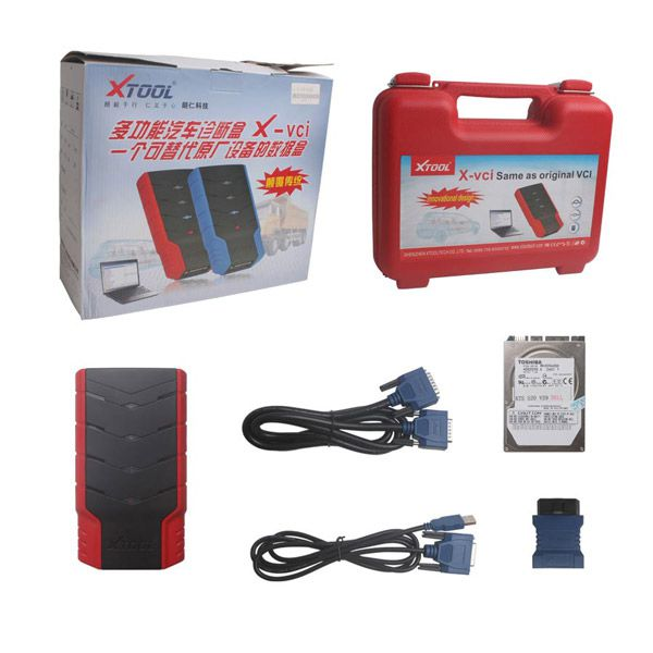 X-VCI Piwis Auto Scan Tool for Porsche