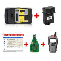 Xhorse V5.0.3 VVDI Benz VVDI MB BGA TOOL Benz Key Programmer With BGA Calculator & Free EIS/ELV Test Line