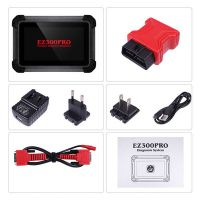 Original XTOOL EZ300 PRO With 5 Systems Diagnosis Engine,ABS,SRS,Transmission and TPMS Diagnostic Tool
