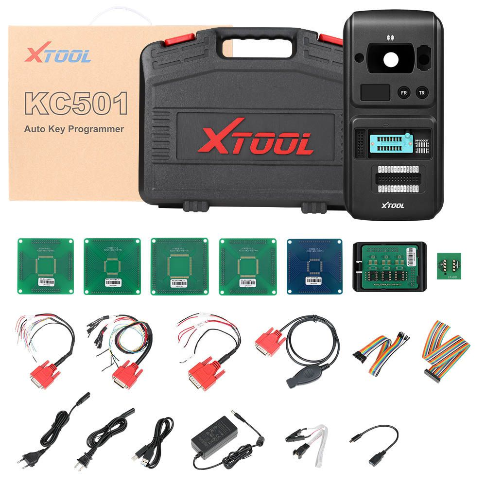 Xtool KC501 Car Key Programmer Work with Xtool X100 PAD3