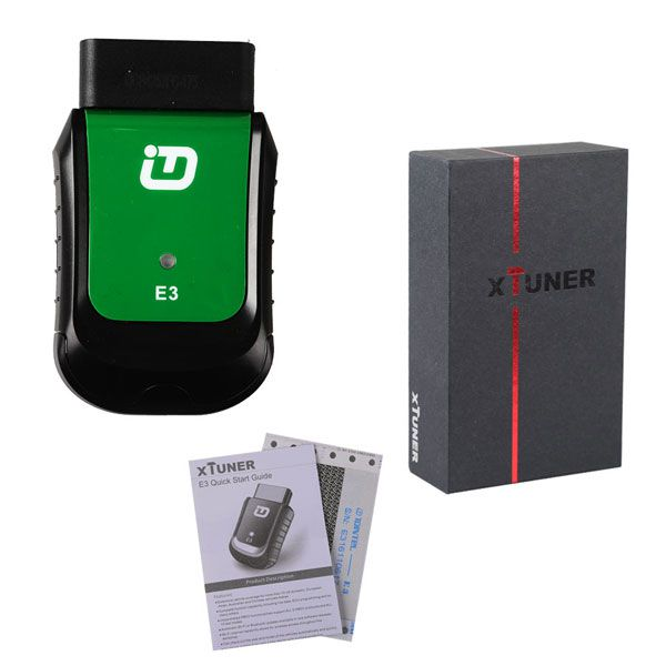 XTUNER E3 Easydiag V9.1 OBD2 Scanner Wireless OBDII Diagnostic Tool Pefectly Supports  WIN10