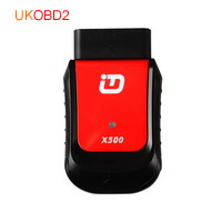 XTUNER X500+ Auto OBD2 Special Functions Diagnostic Tool Supports Android for Engine,ABS,Battery,DPF,EPB,Oil,TPMS,IMMO
