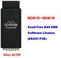 Yanhua Mini ACDP BMW B48 DME and FEM/BDC Integrated Interface Boards with Free B48 DME Software & MSV90 OBD Read ISN License