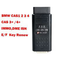 Yanhua Mini ACDP Key Programmer with BMW CAS1 CAS2 CAS3 CAS3+ CAS4 CAS4+ IMMO,BMW DME ISN Module,BMW E/F Series Key Renew Module