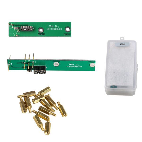 Yanhua Mini ACDP Key Programming Master Full Package with Total 10 Authorizations No need Soldering