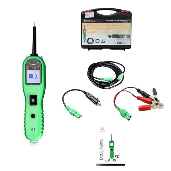 Original Autoyantek YD208 Electrical System Circuit Tester Replaces Autel PowerScan PS100