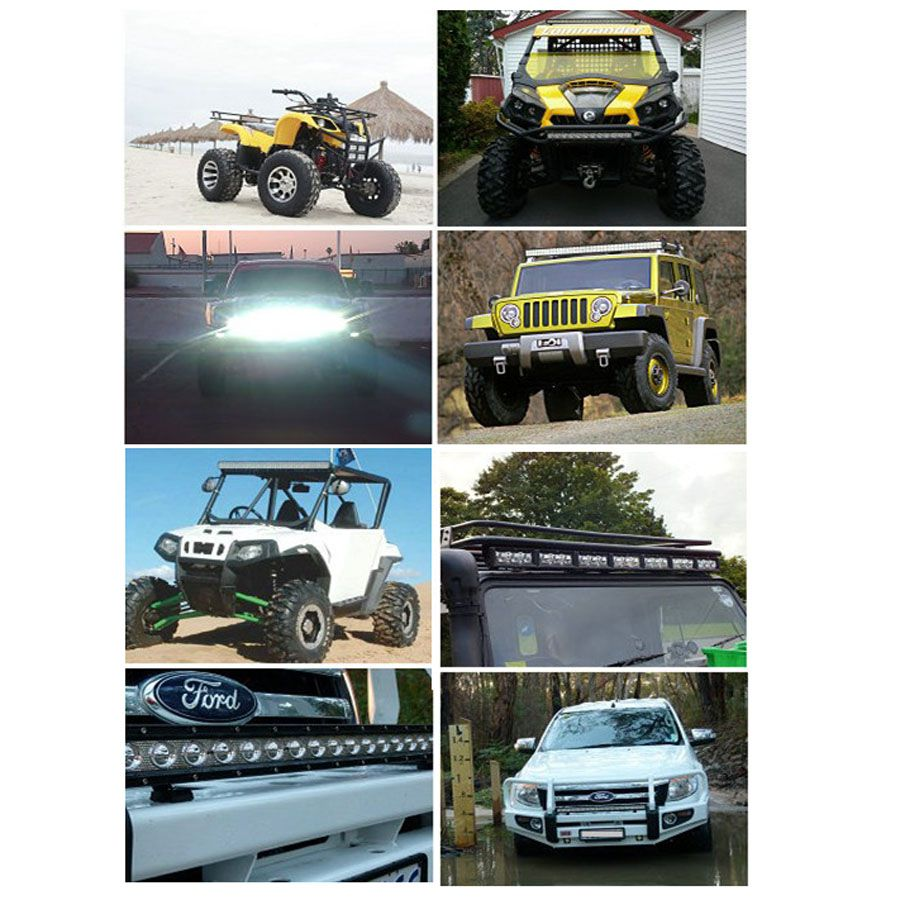 90w cree led light bar