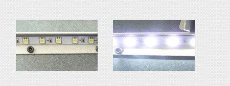 Wide and brighter LED light