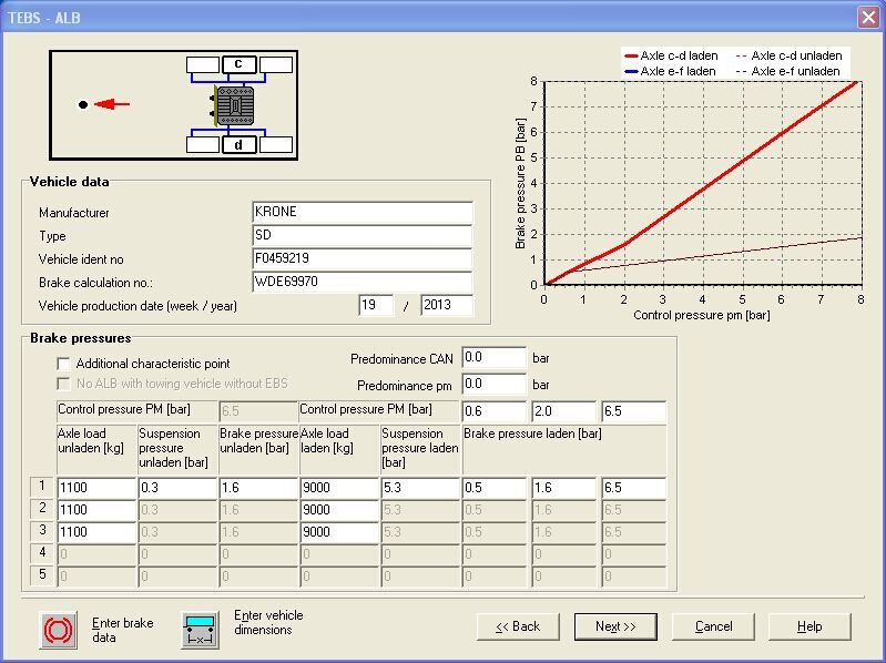 WABCO DIAGNOSTIC KIT Software-3