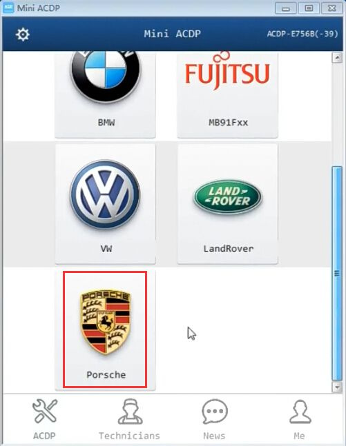yanhua-acdp-add-key-porsche-bcm-5